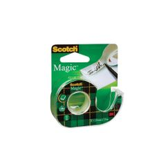 Banda-adeziva-cu-dispenser-3M-Scotch-Magic-19-mm-x-7.5-m-transparent