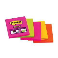 Notite-adezive-3M-Post-It-Super-Sticky-neon-asortate