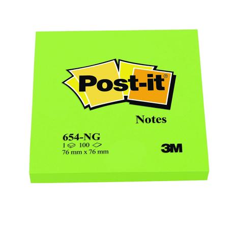 Notite-adezive-3M-Post-it-cub-76-x-76-mm-verde-neon-100-file