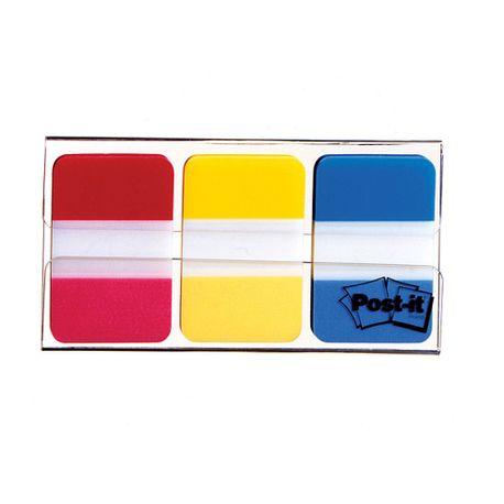 Index-plastic-Post-It-Strong-3-culori