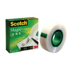 Banda-adeziva-3M-Magic-Tape-Scotch-19-mm-x-33-m-invizibila