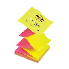 Notite-adezive-3M-Post-It-Z-R330-galben-roz