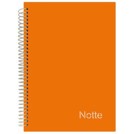 Caiet-Notte-A4-cu-spira-96-file-dictando