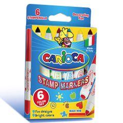 Marker-Carioca-Stampile-6-culori