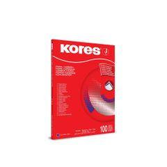 Indigo-Kores-A4-albastru-100-coli