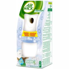 Odorizant-camera-Air-Wick-plus-rezerva-250-ml-liliac-alb
