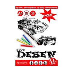 Bloc-desen-A4-Pigna-16-file