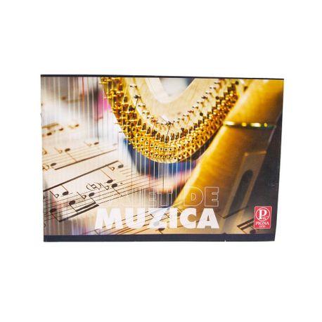 Caiet-Pigna-Clasic-24-file-muzica