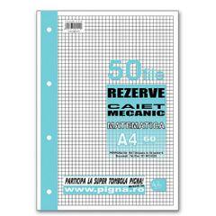 Rezerva-caiet-mecanic-Pigna-A4-50-file-matematica