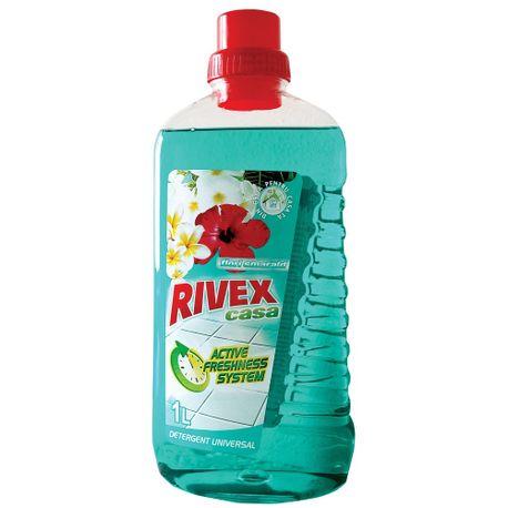 Detergent-universal-Rivex-flori-de-smarald-1-l