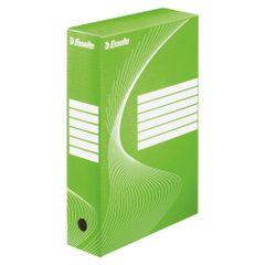 Cutie-arhivare-Esselte-Standard-VIVIDA-80-mm-verde