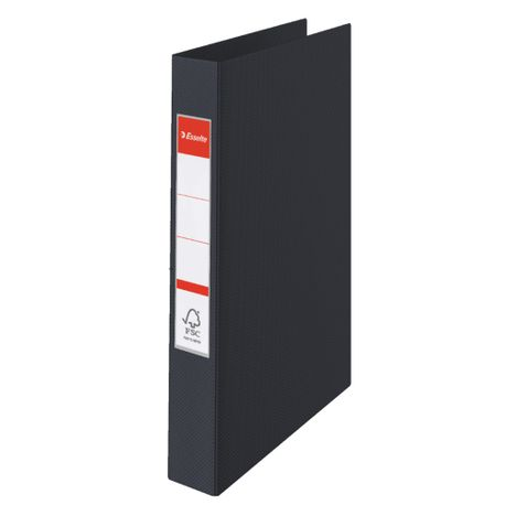 Caiet-mecanic-Esselte-Standard-VIVIDA-A4-mecanism-2RR-inel-25-mm-negru