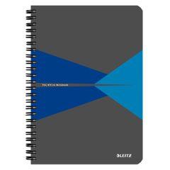 Caiet-de-birou-Leitz-Office-A5-carton-cu-spira-90-file-matematica-albastru