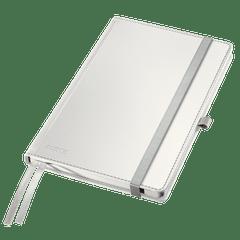 Caiet-de-birou-Leitz-Style-coperta-dura-A5-80-file-matematica-alb-arctic