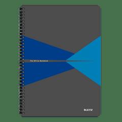 Caiet-de-birou-Leitz-Office-coperta-PP-A4-cu-spira-90-file-dictando-albastru