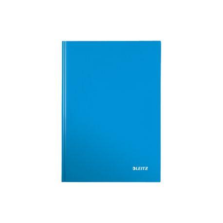 Caiet-de-birou-Leitz-WOW-A5-coperta-dura-dictando-albastru-metalizat
