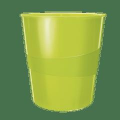 Cos-de-birou-Leitz-WOW-15-l-verde-metalizat