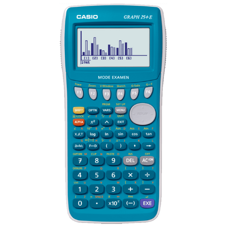 Calculator-stiintific-Casio-GRAPH25