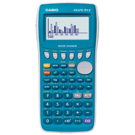 Calculator-stiintific-Casio-GRAPH25
