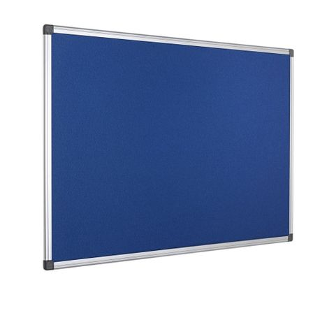 Panou-textil-Interpano-rama-din-aluminiu-60-x-90-cm-albastru