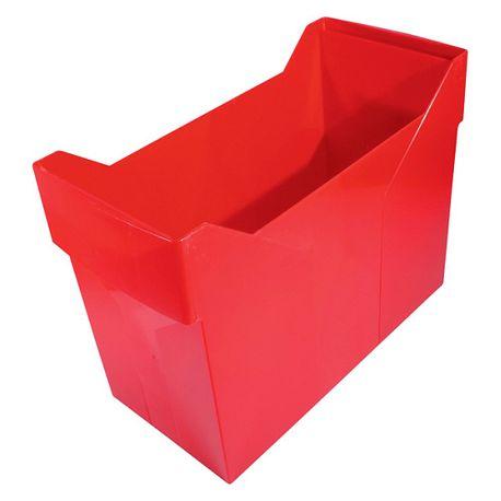Cutie-pentru-dosare-suspendabile-M-M-rosie