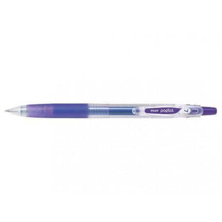 Roller-cu-gel-Pilot-Pop-lol-0.7-mm-violet