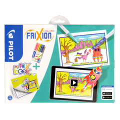 My-FriX-Book-Carioca-Frixion-Colors-6-bucati-plus-carte-Pilot