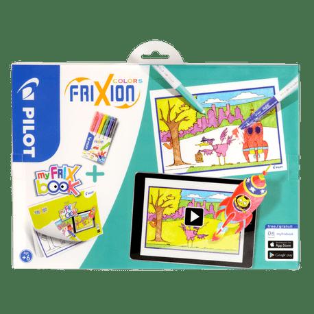 My-FriX-Book-Carioca-Frixion-Colors-6-bucati-plus-carte-Pilot