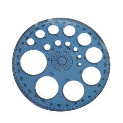 Raportor-cerc-360-grade-plastic