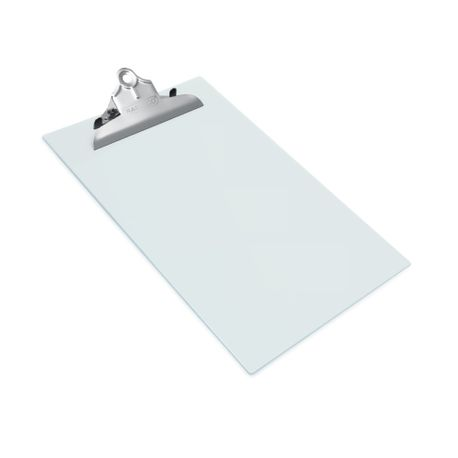 Clipboard-simplu-Rapesco-heavy-duty-transparent