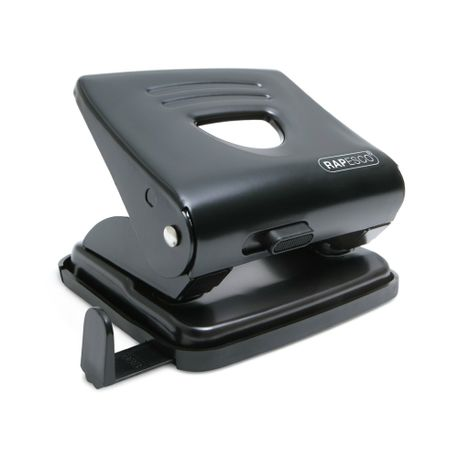 Perforator-metalic-Rapesco-825-25-coli-negru