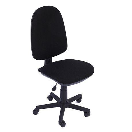 Scaun-ergonomic-Golf-stofa-negru