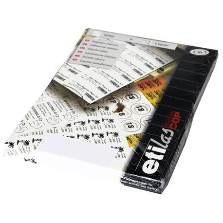 Etichete-autoadezive-Etilux-Etilascop-117-A4-rotunde-alb
