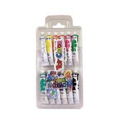Set-tempera-Toy-Color-12-ml-12-culori