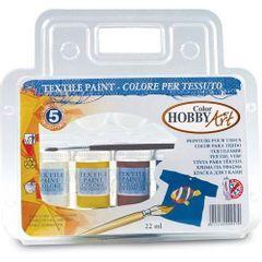 Set-tempera-pentru-textile-Toy-Color-Hobby-Art-5-bucati