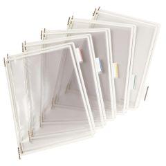 Folie-pentru-sistem-de-prezentare-Tarifold-A4-alb-10-bucati-set