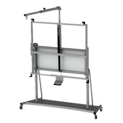 Stand-mobil-Bi-Silque-pentru-tabla-interactiva-206-x-264-x-42-cm