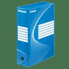 Cutie-arhivare-Esselte-Standard-VIVIDA-100-mm-albastru