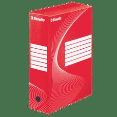 Cutie-de-arhivare-Esselte-Standard-VIVIDA-100-mm-rosu
