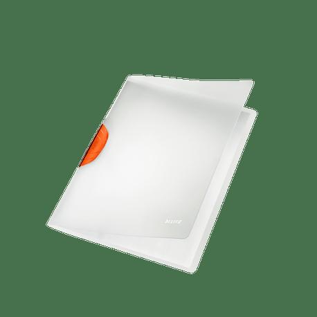 Dosar-cu-clip-Leitz-ColorClip-Magic-portocaliu