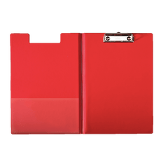 Clipboard-dublu-Esselte-PP-rosu