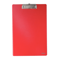 Clipboard-Esselte-standard-rosu