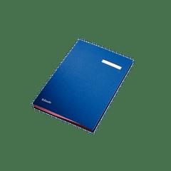 Mapa-pentru-semnaturi-Esselte-cu-20-separatoare-albastra