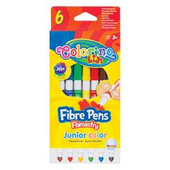 Carioci-Colorino-Flamastry-Junior-6-culori