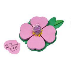 Notes-adeziv-Thinking-gift-petale-roz