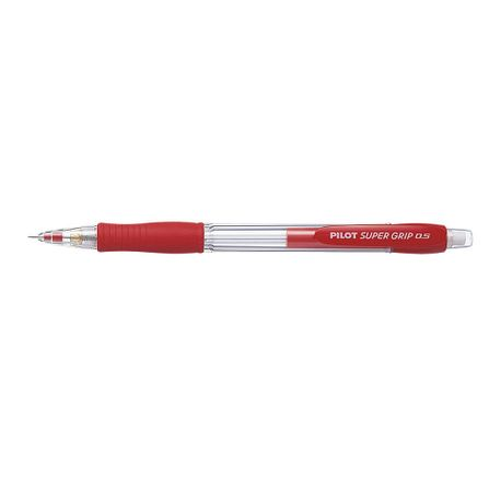 Creion-mecanic-Pilot-Super-Grip-0.5-mm-rosu
