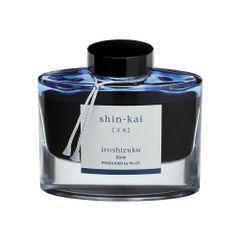 Cerneala-Pilot-Iroshizuku---Shiin-kai--bleumarin