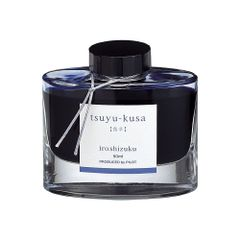 Cerneala-Pilot-Iroshizuku--Floare-de-nu-ma-uita--albastru