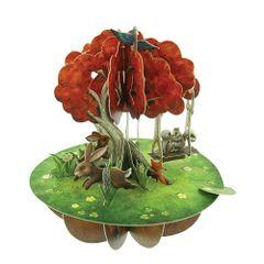 Felicitare-3D-Pirouettes-copac