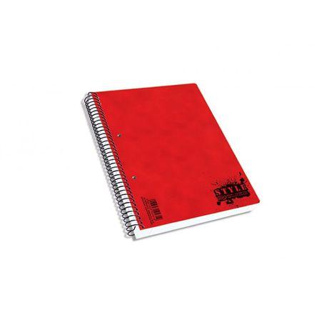 Caiet-Skag-Style-A4-200-file-cu-spira-si-5-diviziuni